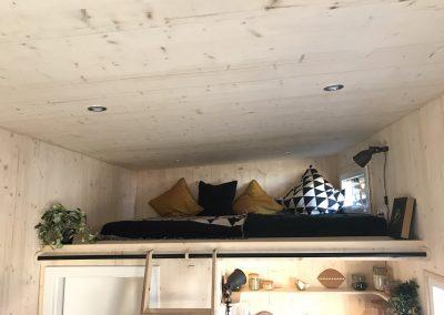 Tiny House II Schlafempore