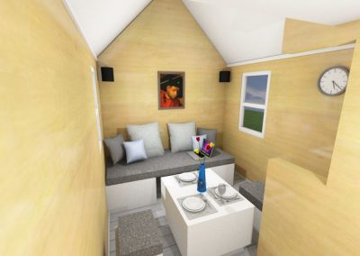 Entwurf Tiny House