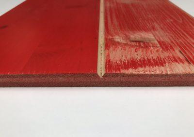 Nordische Fichte – Rot RAL 3028