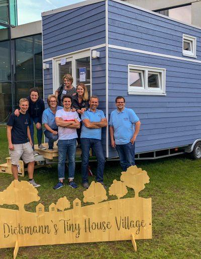 Team Tiny House Diekmann